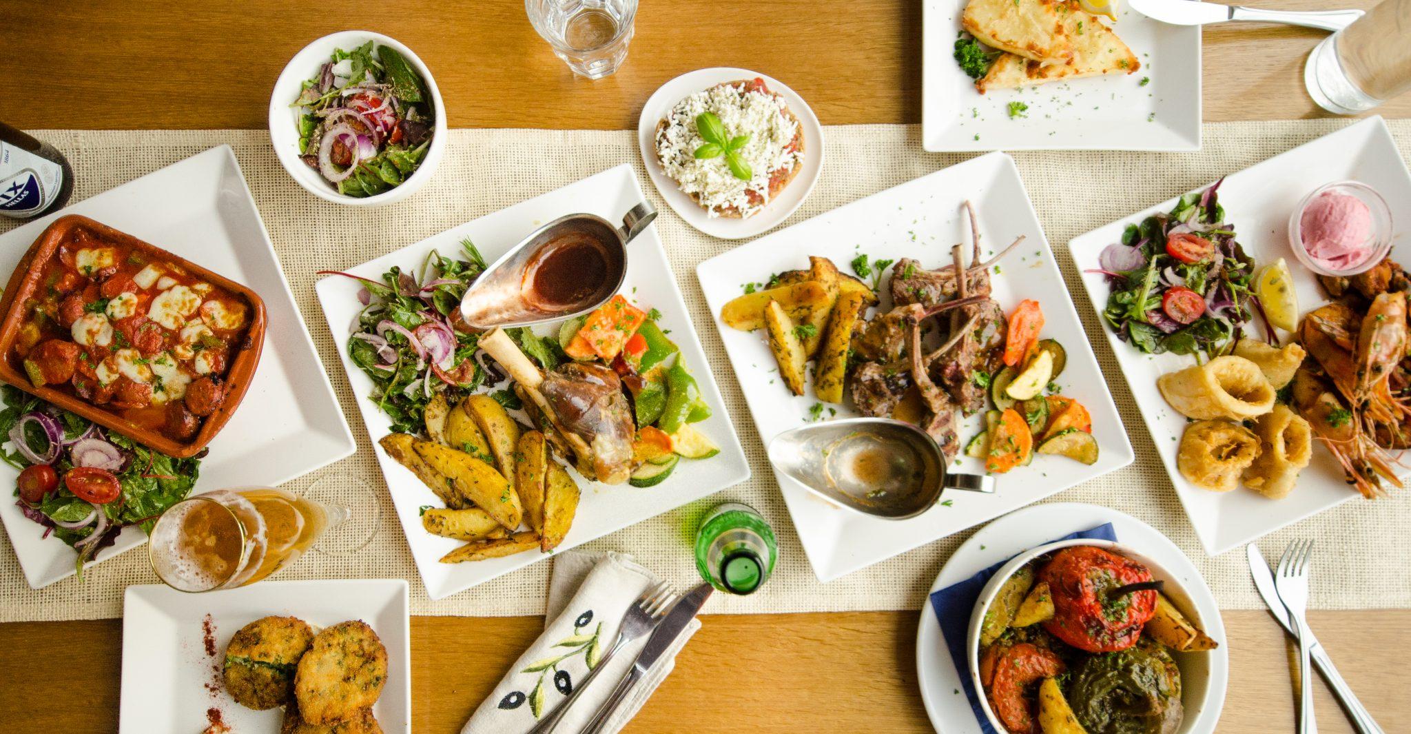 Voor groepen-Shared dining